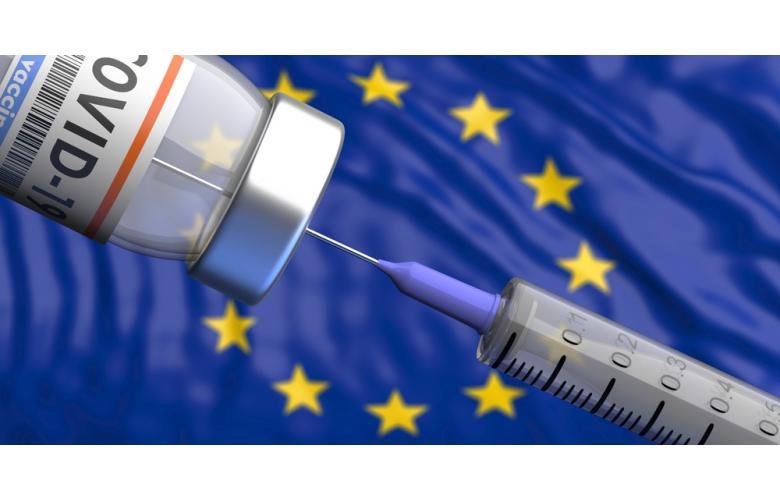 COVID-вакцинация в ЕС фото