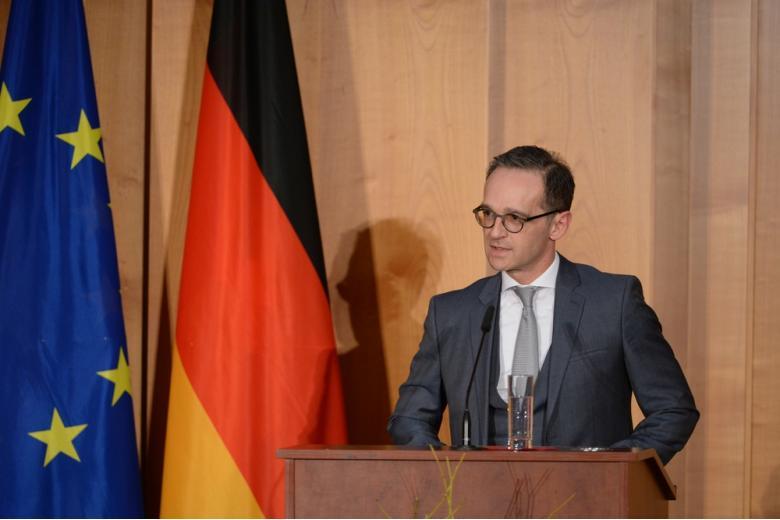 министр иностранных дел германии фото