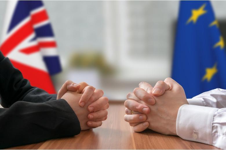 переговоры по Брексит фото