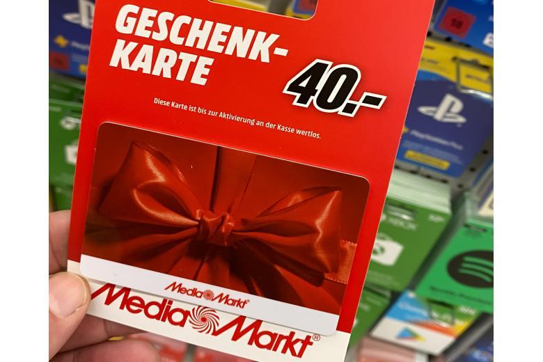 подарочный сертификат в магазин техники media markt фото