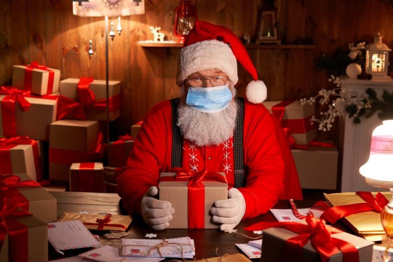 Рождество и карантин повлияли на рост посылок до рекордного уровня фото