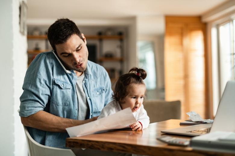 Бундестаг устанавливает фиксированную ставку налога для работников домашнего офиса фото 1