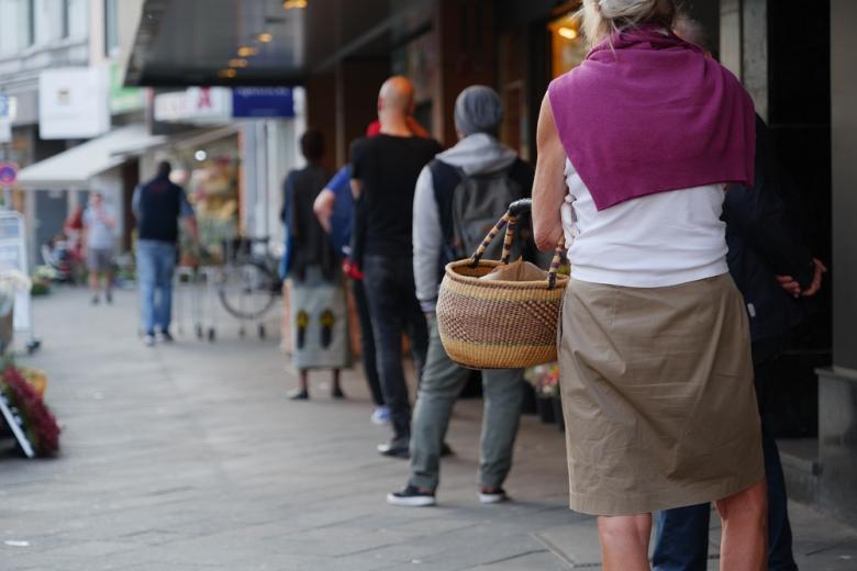 Большой шопинг в Германии перед жёстким локдауном фото 1