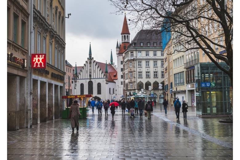 Какая погода будет в Германии в январе 2021 года? фото 1