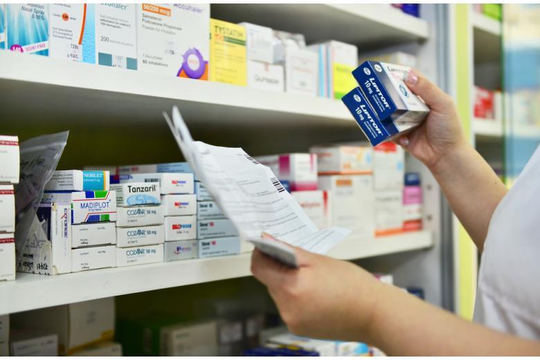 Таблетки и препараты стали частичным дефицитом фото