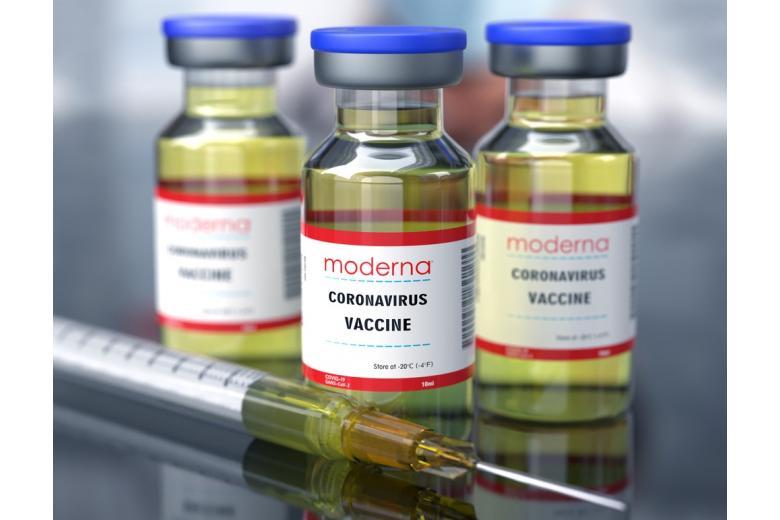 вакцина Moderna