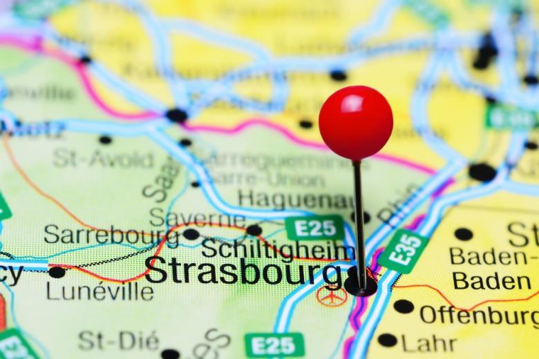Землетрясения в Страсбурге стали привычными из-за геотермальной станции фото