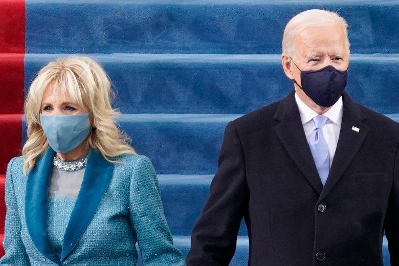 Байден официально вступил в должность президента США фото