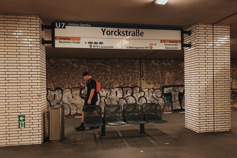 Общественный транспорт Берлина. Метро Берлина