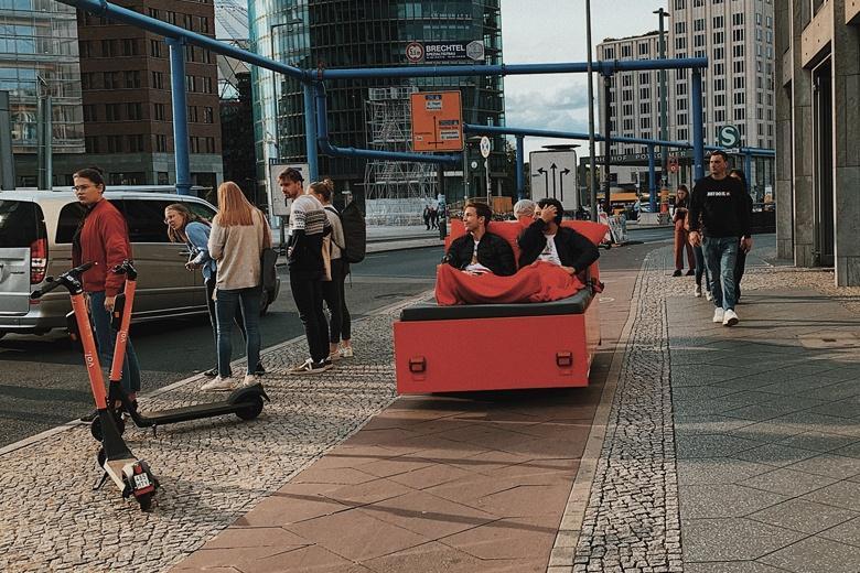 Берлин для студентов