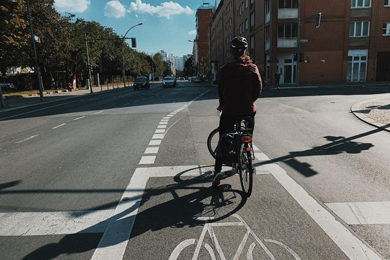 Велосипедные дорожки в Берлине