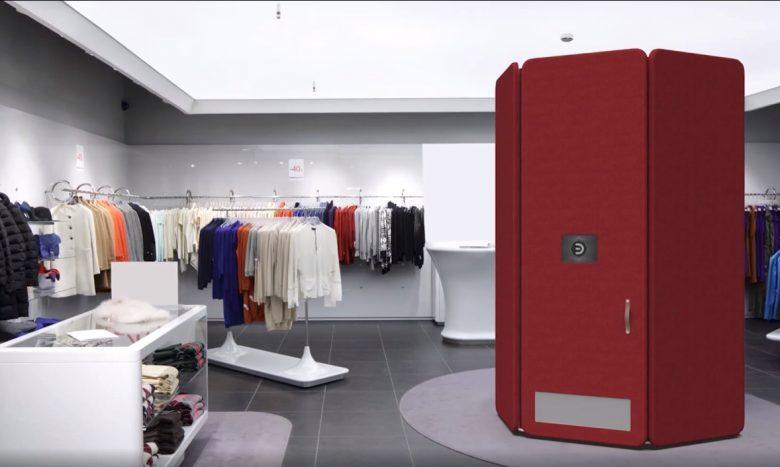 цифровая примерочная NeXR Technologies фото