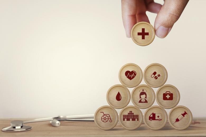 концепция системы здравоохранения фото