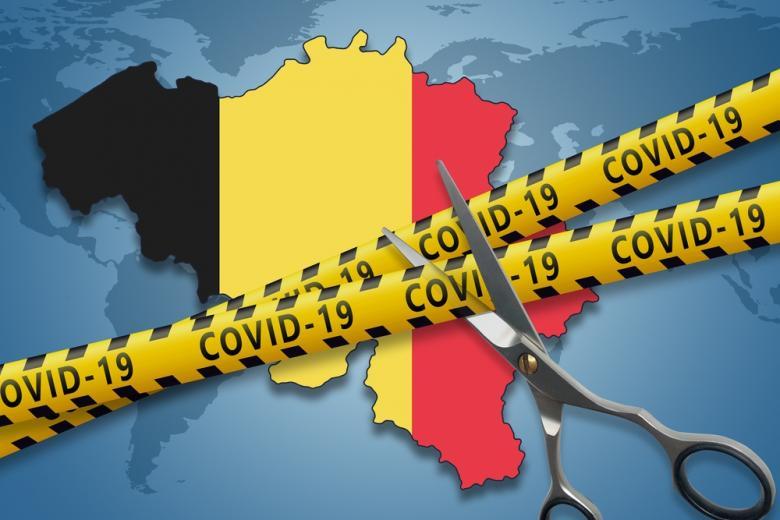Концепт окончания Covid-карантина в Германии фото