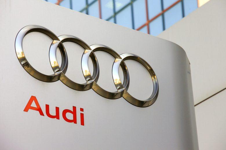 логотип автоконцерна Audi фото