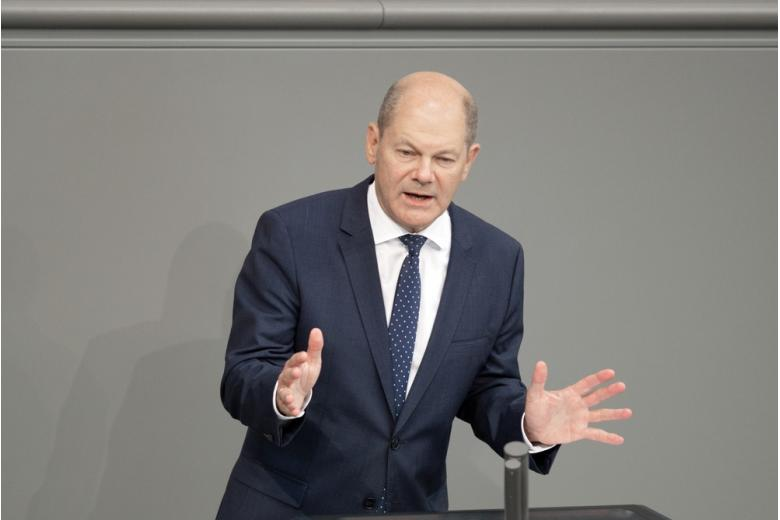 министр финансов Германии фото