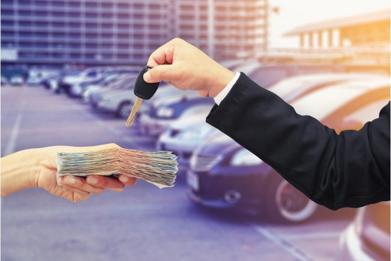 Покупка машины б/у фото