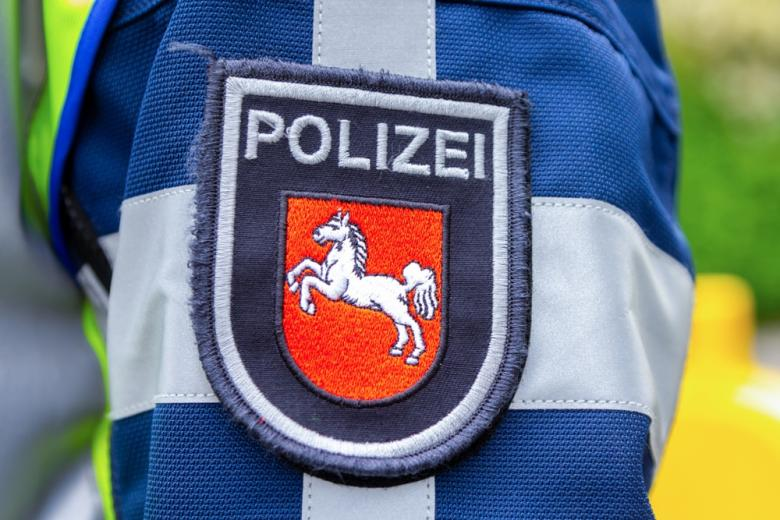 шеврон полиции Нижней Саксонии фото