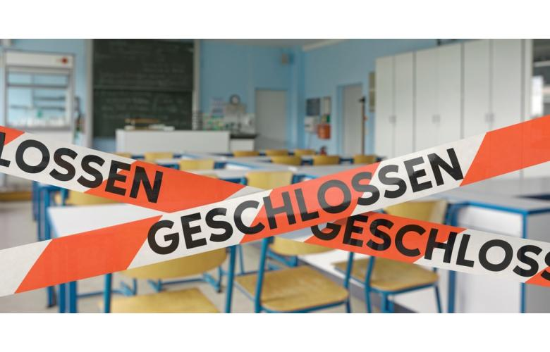 школьный класс на карантине фото