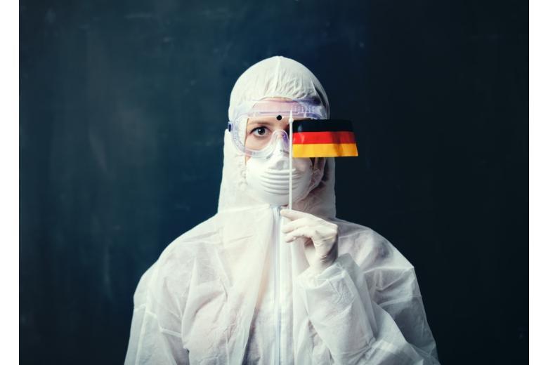 Статистика 30 января по коронавирусу в Германии вновь «убивает» своими цифрами фото 1