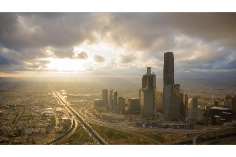 столица Саудовской Аравии фото