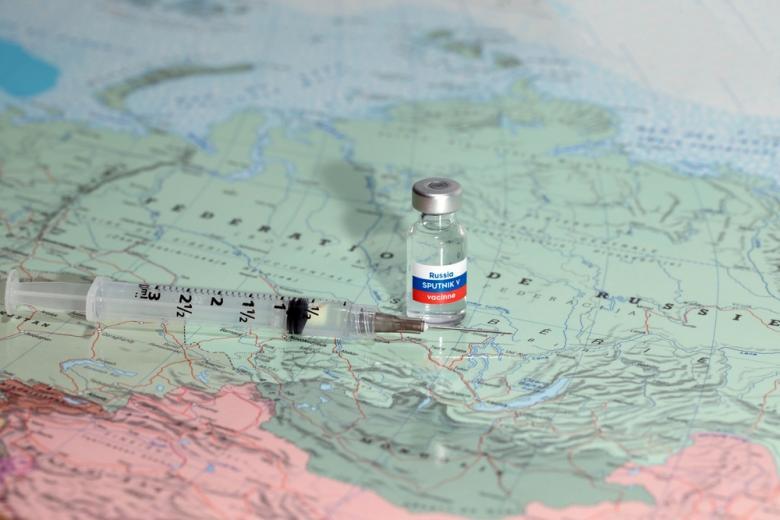 вакцина Спутник V фото