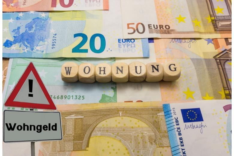 жилищное пособие Wohngeld в Германии фото