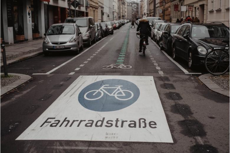 количество велосипедистов