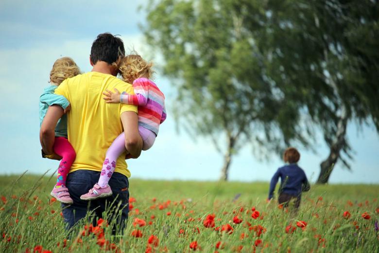 Алименты в Германии. Фото: Juliane Liebermann / Unsplash.com
