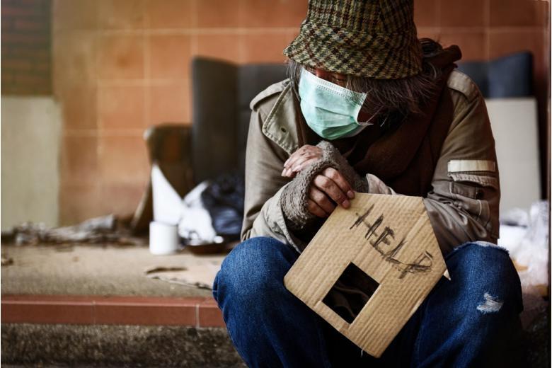 Капсула для бездомных в Германии