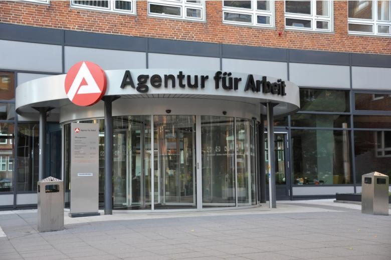 Безработица в Германии фото