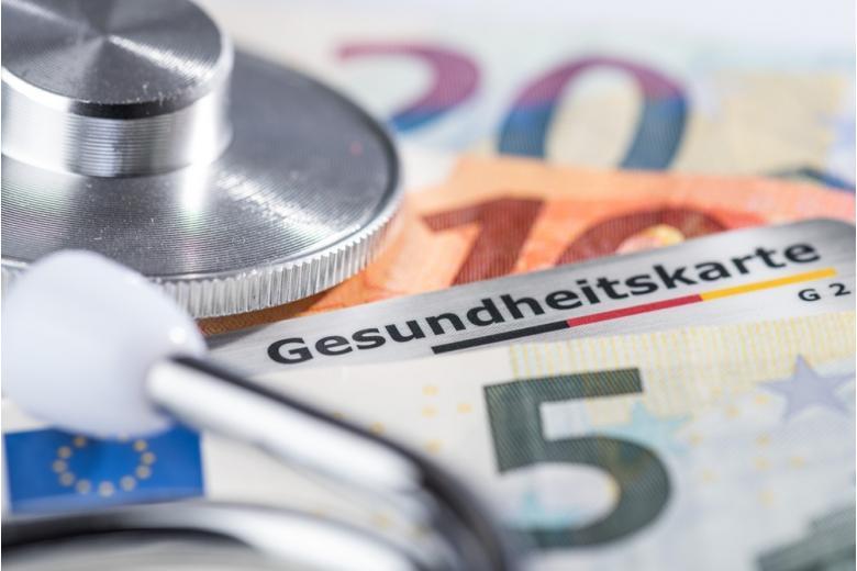 карта здоровья eGK в Германии фото