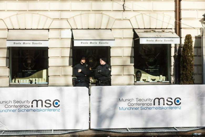 Мюнхенская конференция по безопасности фото