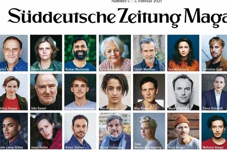 Немецких актеры сделали публичный каминг-аут и требуют соблюдения своих прав на профессию фото