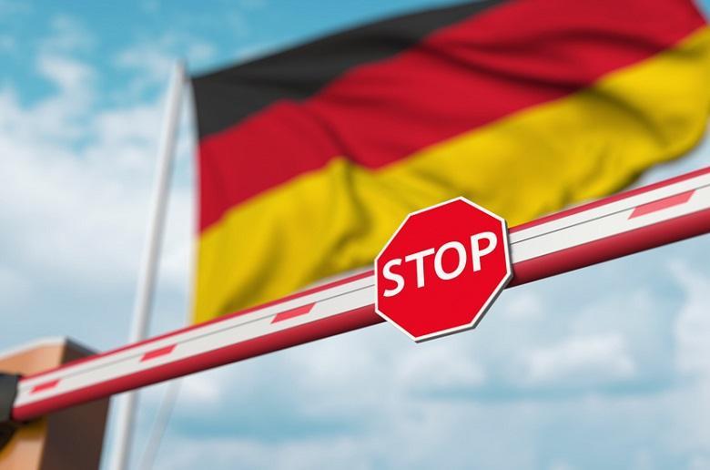 ограничения на въезд в Германию фото