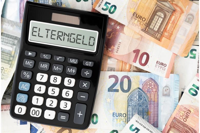 родительское пособие Elterngeld в Германии