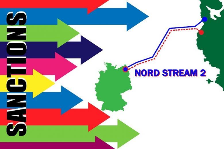 Санкции против «Северного потока-2»