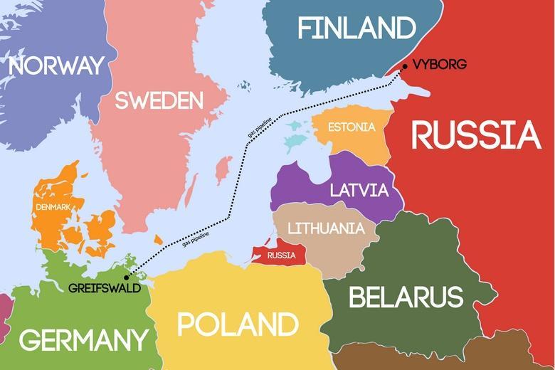 Секретное письмо по Nord Stream-2 впервые опубликовали в полном объеме фото