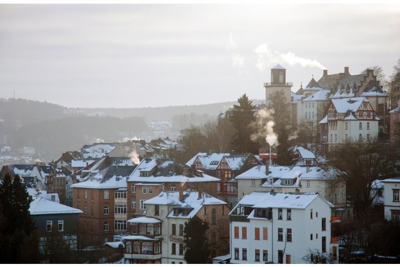 Температура воздуха в Германии