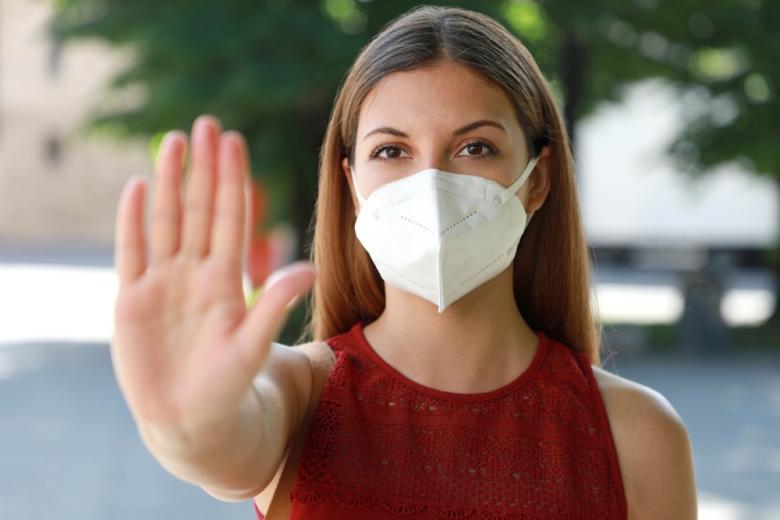 Бесплатные FFP2–маски будут выданы всем жителям федеральной земли фото 1