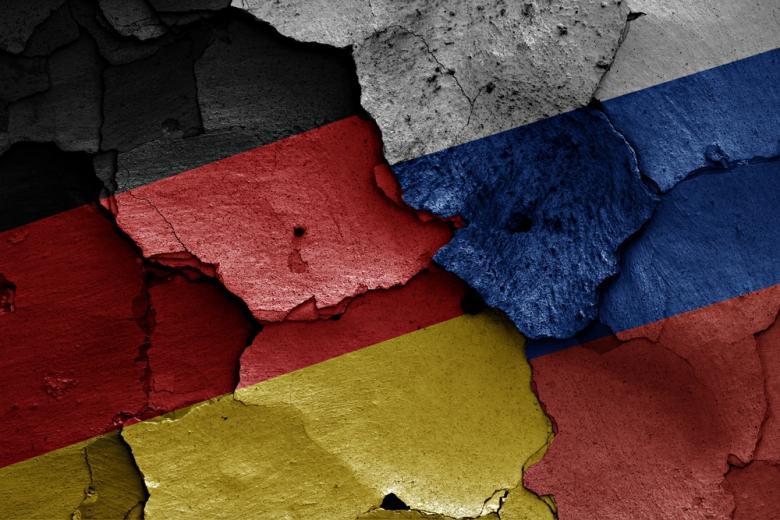 Торговый оборот между ФРГ и Россией