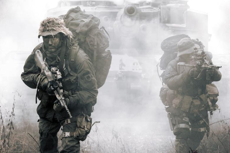 Психологическая помощью солдатам