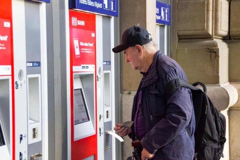 тарифы Deutsche Bahn фото