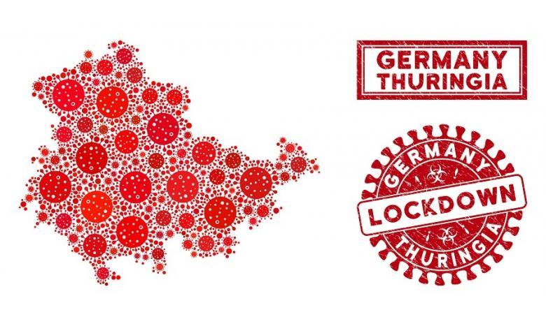 Вспышка коронавируса в Тюрингии