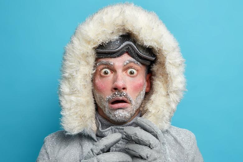 Зима идет на температурный рекорд фото