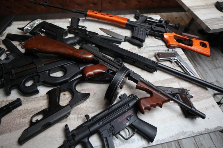 арсенал оружия фото
