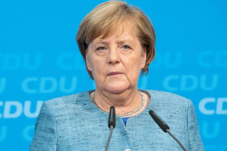 жёсткий локдаун на Пасху Ангела Меркель фото