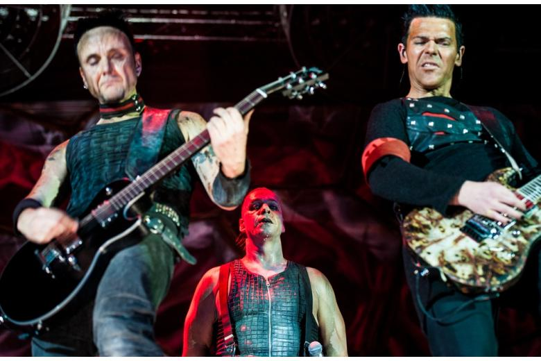 Rammstein фото
