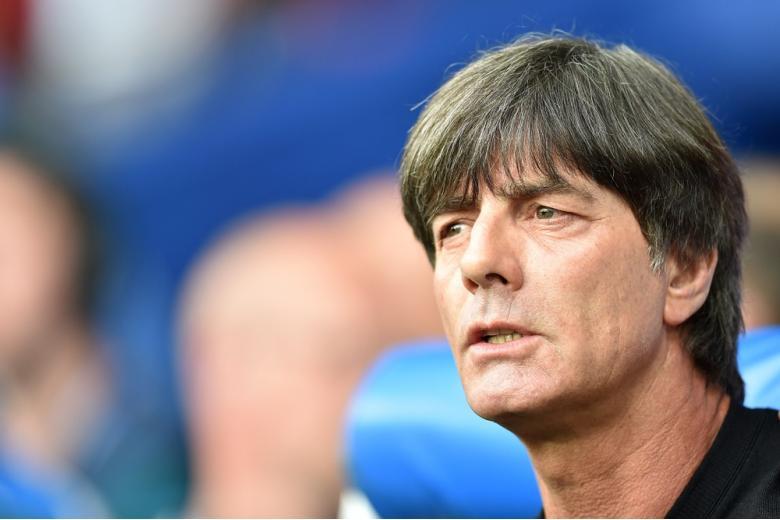 Главный тренер Германии Йоахим Лёв фото