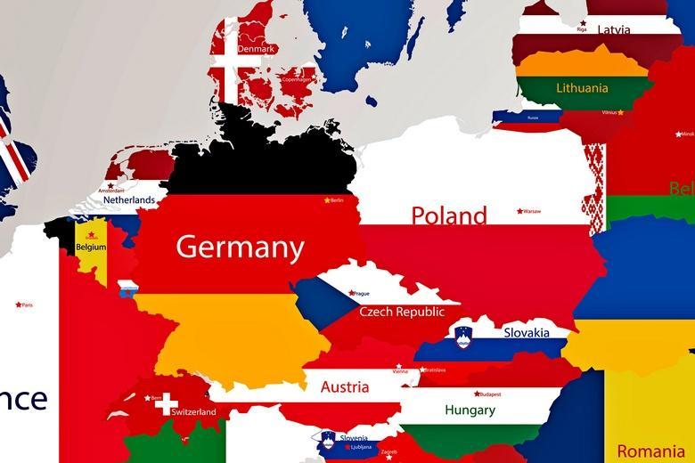 Граница Германия-Польша закрыта из-за карантина фото